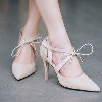 Summer Fashion Women's Shoes - Lace Up Sandals for summer graduation ball party  = 4777209604