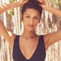Out From Under Deep Plunge Bikini Top | Urban Outfitters