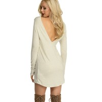 Natural Plunging Comfort Tunic