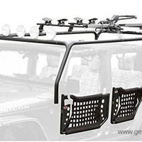 JK Unlimited Roof Rack, Base unit. Two box set