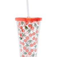 Cherry Graphic Cup