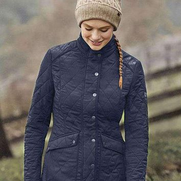 Bettystown Quilted Jacket by Dubarry of Ireland