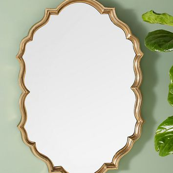 Colette Oval Mirror