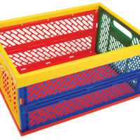 "collapsible crate large-18.75""x13.5""x9"""