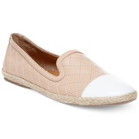 Madden Girl Passsion Quilted Espadrille Flats
