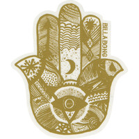 Billabong When I Sea Sticker Gold One Size For Women 20951962101