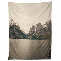 Catherine McDonald Cool Summer Snow Tapestry