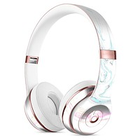 Mixtured Textured Marble v10 Full-Body Skin Kit for the Beats by Dre Solo 3 Wireless Headphones