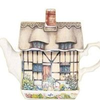Ann Hathaway's Cottage Collectible Teapot