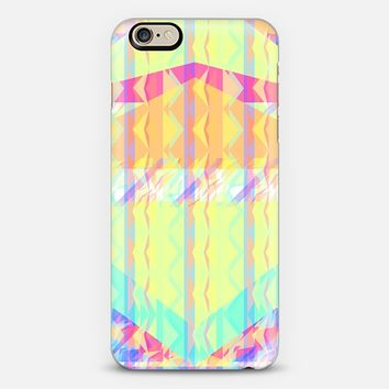 Triangle Party 9 iPhone 6 case by Miranda Mol | Casetify