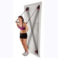 X Factor Doorway Home Exercise System at Brookstone—Buy Now!