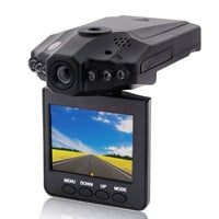 "Vehicle Car HD DVR Recorder Camera Road Safety Guard 2.5"" TFT LCD Screen LED 270? 14629