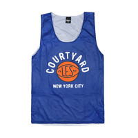 ONLY NY | STORE | Tanks | Courtyard Basketball Jersey