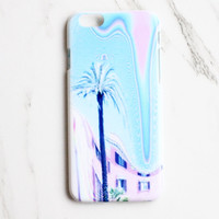 LA Lady iPhone Case