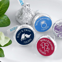 DB Exclusive Personalized Hershey Kisses - David's Bridal
