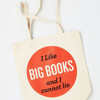 Scholastic Baby Got Book Tote by ModCloth