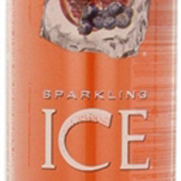 Sparkling Ice Pomegranate Blueberry 17 oz Bottles - Case of 12
