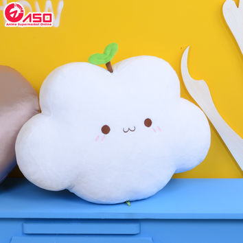 Catoon Cushion Cute Emoji Emoticon Kun Kawaii Decorative