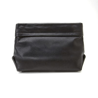 FOREVER 21 Faux Leather Bucket Clutch