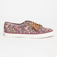 Sperry Seacoast Womens Shoes Berry  In Sizes