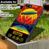 Led Zeppelin WN for iPhone 4 / 4s / 5 / 5s / 5c case, Samsung Galaxy S3 / S4 case