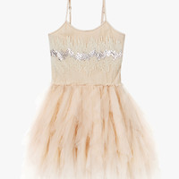 Tutu Du Monde In The Clouds Tutu Dress in Sand TDM0654