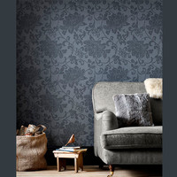 Import wallpaper England Superfresco / Graham, & Brown (sold in units of 1 roll (52 cm x 10 m)) fleece wallpapers (nonwoven fabric)