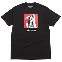Marilyn Manson x PLEASURES Suffer T-Shirt Black