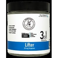 Lifter 16.77% Hemp Flower