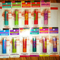 Maybelline Baby Lips Limited Edition Complete Set of 11 - All 5 Limited Edition
