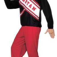 Cheerleader Spartan Guy costume