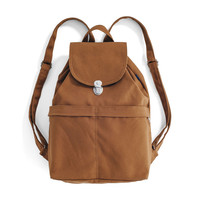Classic Canvas Backpack Chestnut