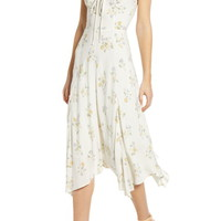 WAYF Hampshire Handkerchief Hem Dress | Nordstrom