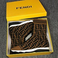 Fendi Women Fashion Casual Boots Shoes-1