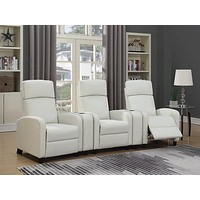 Amelia Console With Cup Holders White By Coaster
