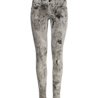 Overdyed Jeans - from H&M