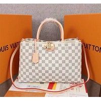 new lv louis vuitton womens leather shoulder bag lv tote lv handbag lv shopping bag lv messenger bags 426