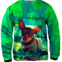 Cute Chihuahua Sweater Dog