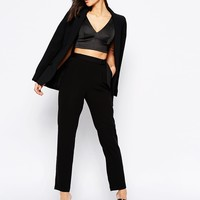 Warehouse D-Ring Utility Peg Trouser at asos.com