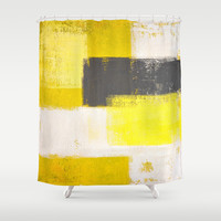 Simply Modern Shower Curtain by T30 Gallery