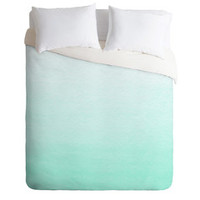 Social Proper Mint Ombre | DENY Designs Home Accessories