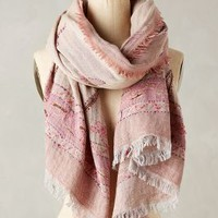 Graceful Garden Scarf by Anthropologie in Pink Size: One Size Scarves
