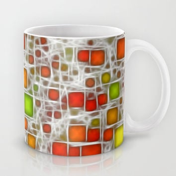 Ceramics Citrus Mug by Alice Gosling