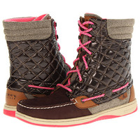 Sperry Top-Sider Hiker Fish Linen/Sparkle Suede - Zappos.com Free Shipping BOTH Ways