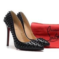 CL Christian Louboutin Fashion Heels Shoes-94