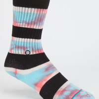 Stance Blown Out 200 Needle Boys Socks Blue One Size For Women 26733320001