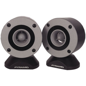 "Pyramid Tweeters (3.75"")"