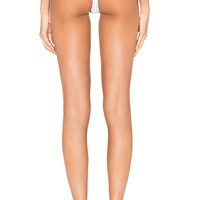 Indah Collins Side Tie Bottom in Lush Lily | REVOLVE