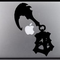 League of Legends Thresh Lantern Decal