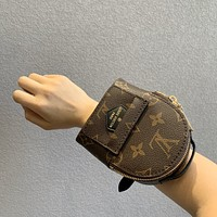 Louis Vuitton LV Monogram Wrist bag